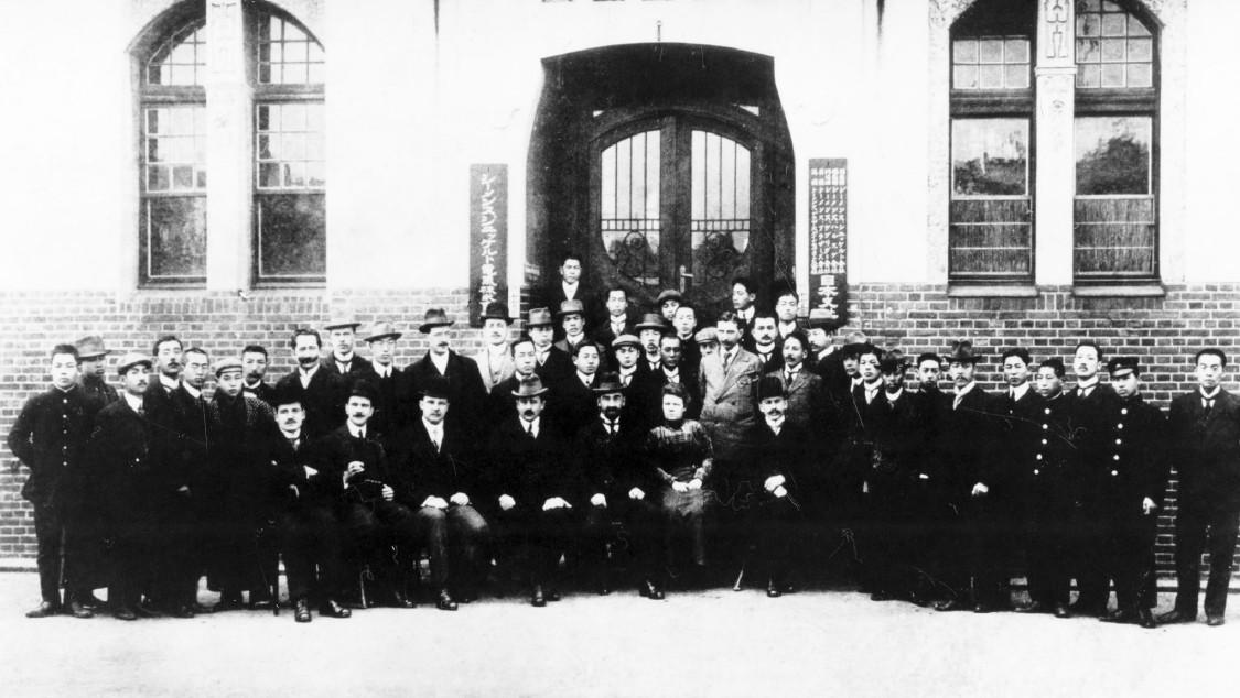 Siemens-Schuckert Denki Mitarbeiter, 1919