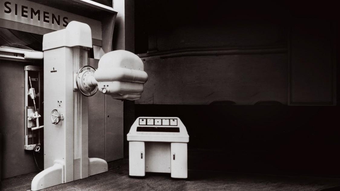 Бетатрон 15 МэВ, 1952 год