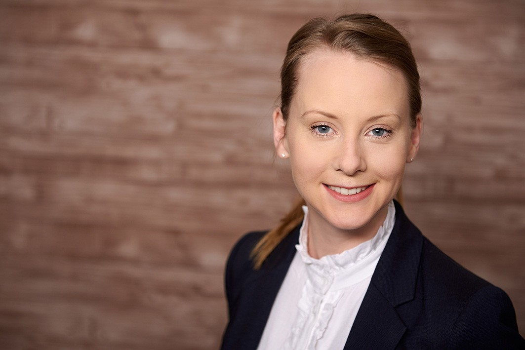 Anna Stenströmer, hållbarhetschef på Siemens AB.
