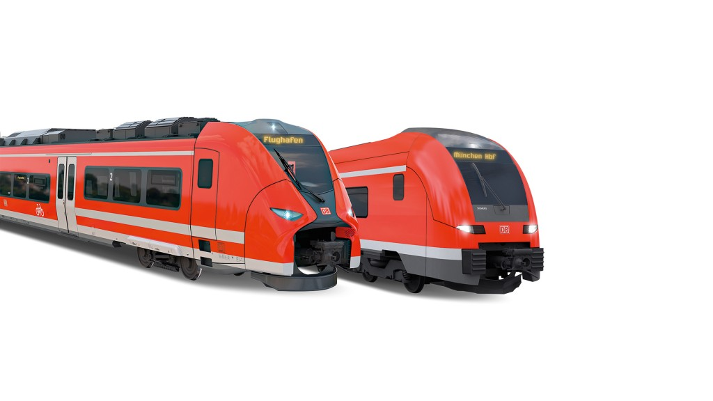 DB Regio Bayern and Siemens Mobility sign contract for 31 regional trains
