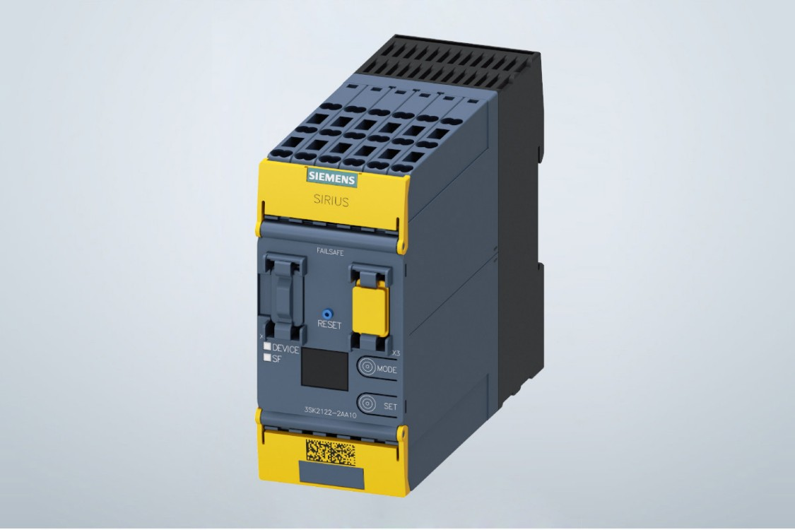 Safety relays 3SK2