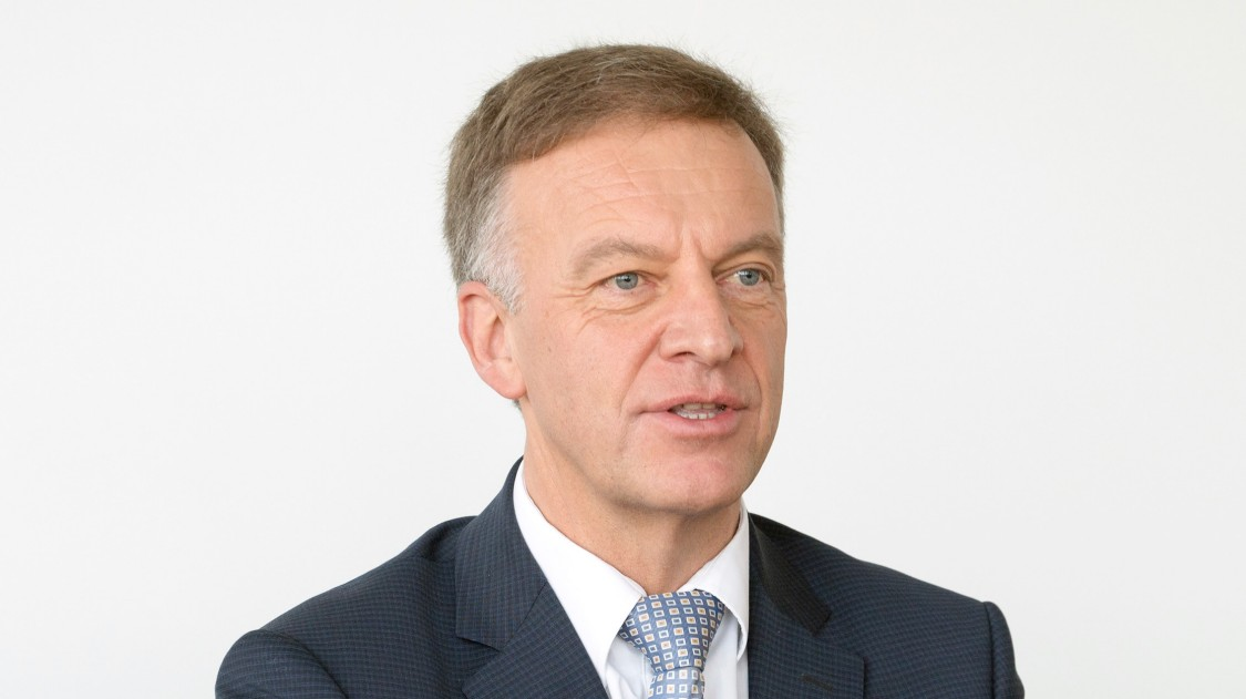 Erich Lugbauer, CTO Gas Connect Austria