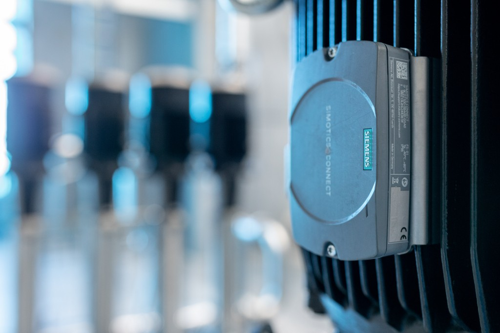 Cloud-capable pumps and motors - Digitalization pilot project in the food industry