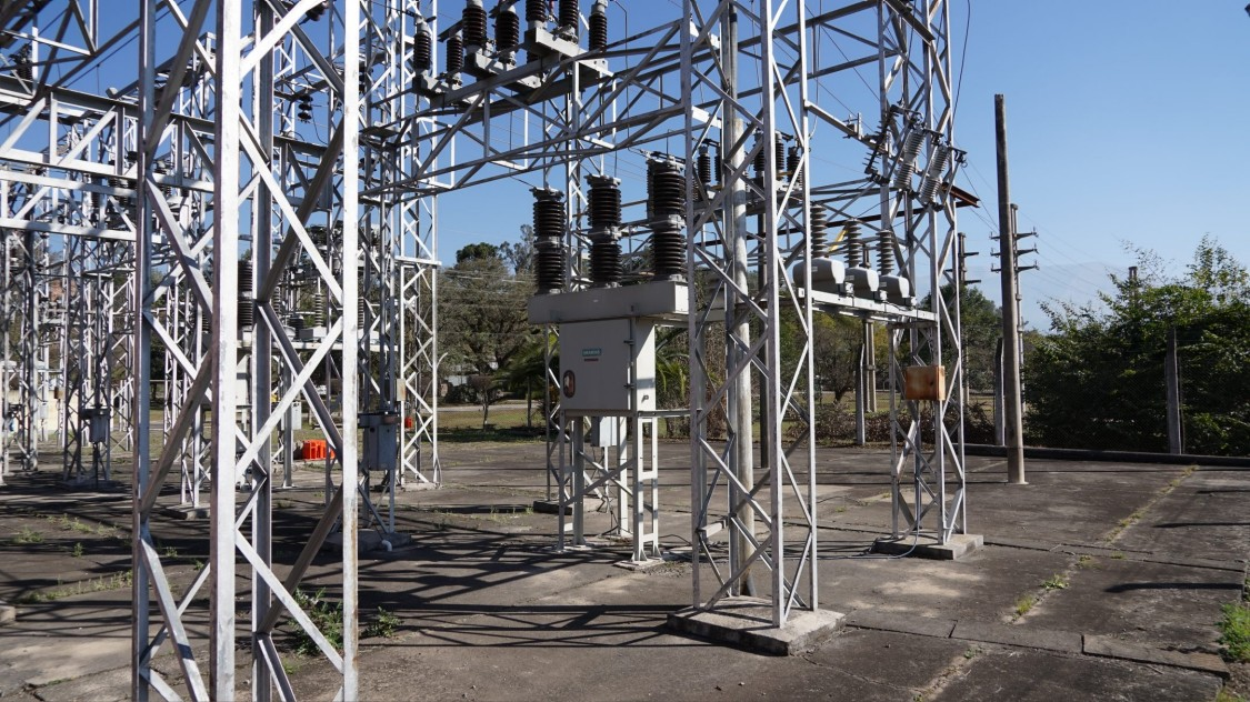 EJESA / Argentina / Reliable power distribution for substation