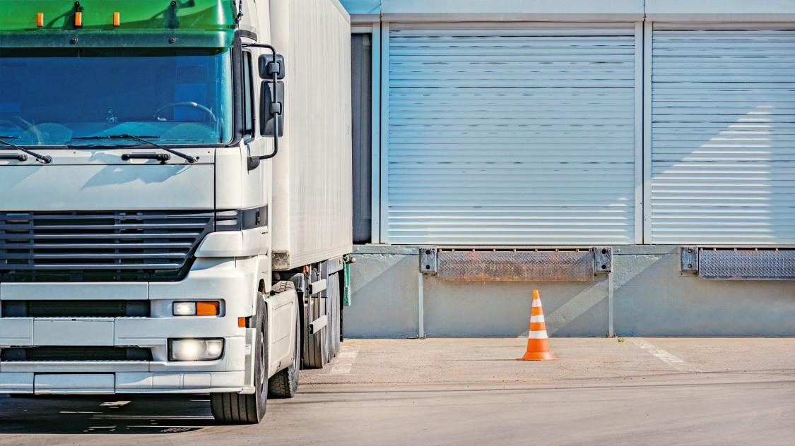 SIMATIC RTLS для управления складскими помещениями