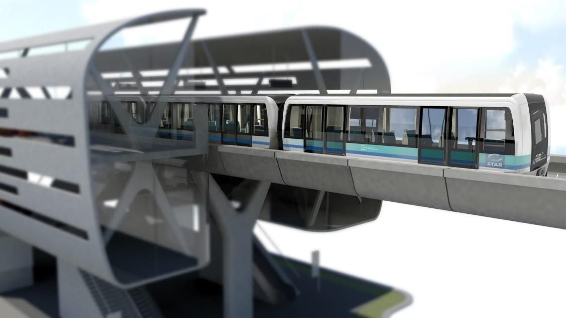 Val da Siemens Mobility: A última geração do People Mover Automatizado