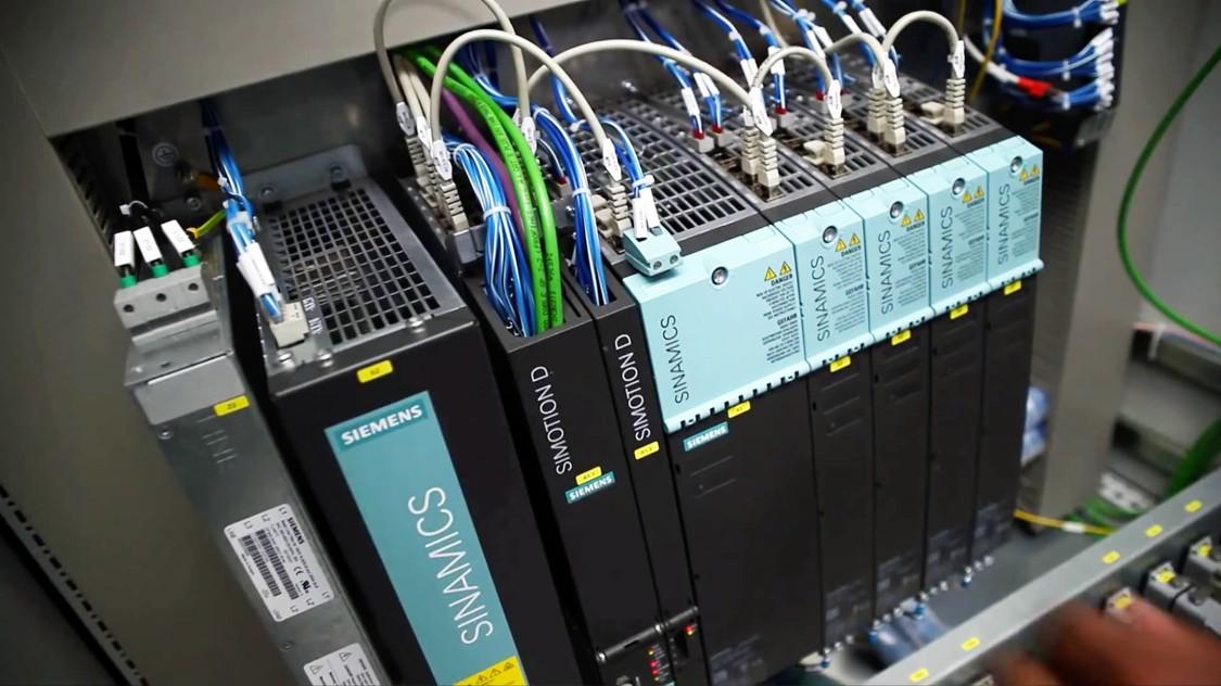 Product image SINAMICS S120 booksize