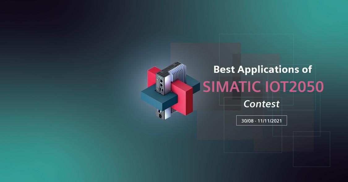SIMATIC IOT2050