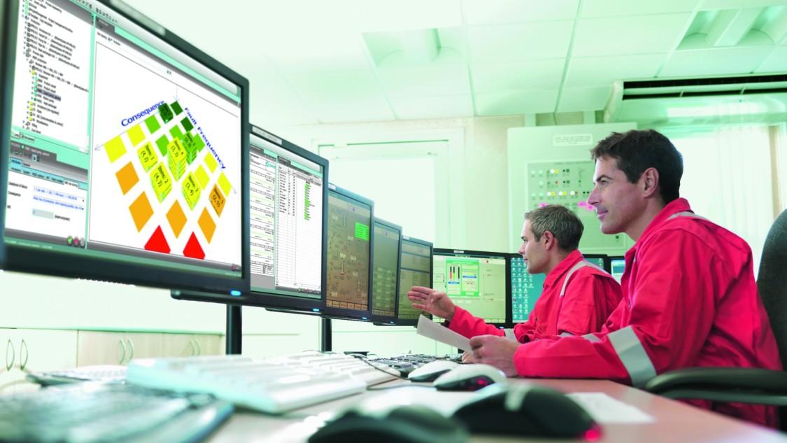 COMOS MRO 可实现高度的自动化,减少管理工作。