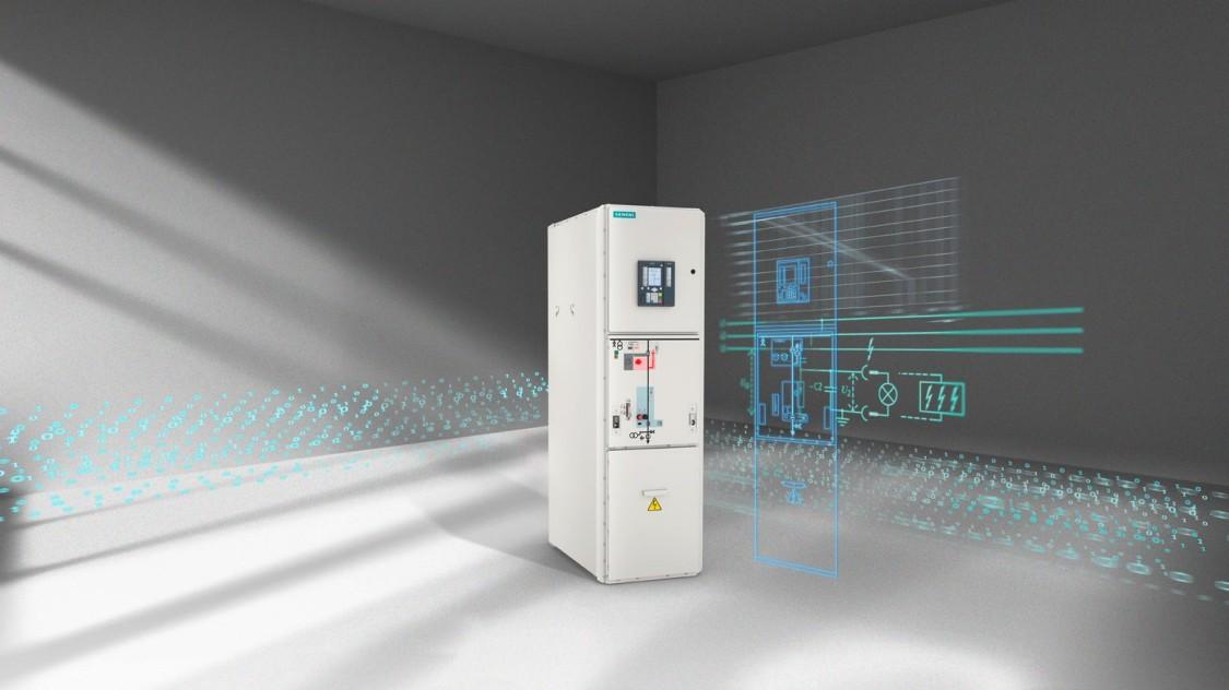 NXPLUS C gaz izoleli orta gerilim panosu - Çok amaçlı çözüm