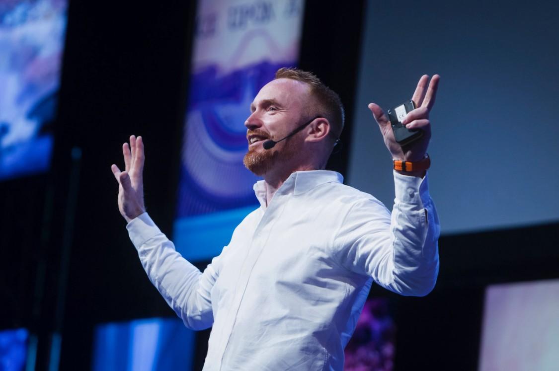 Inspirationswebbinarium med David JP Phillips: The Angels and Devils Cocktail – Self Leadership