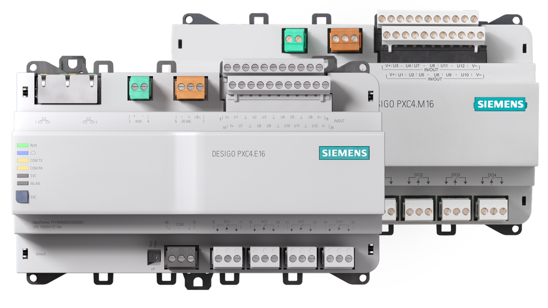 Desigo PXC4 BACnet HLK-Automations-Controller