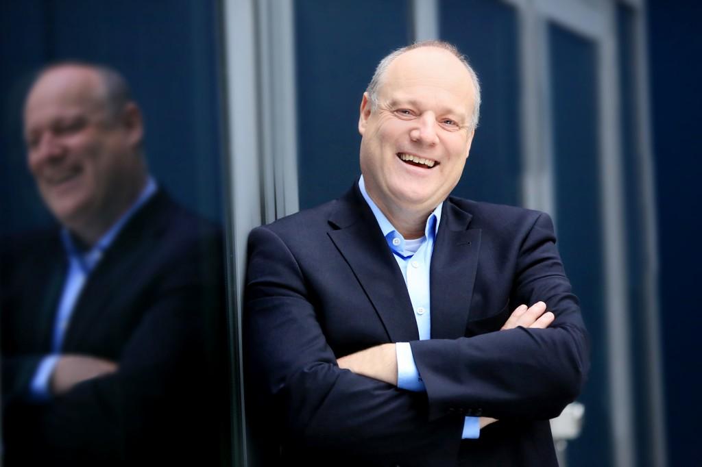 Eckard Eberle, CEO Siemens Process Automation
