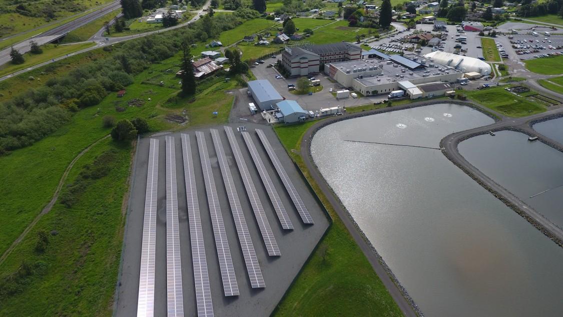Blue Lake Rancheria Microgrid
