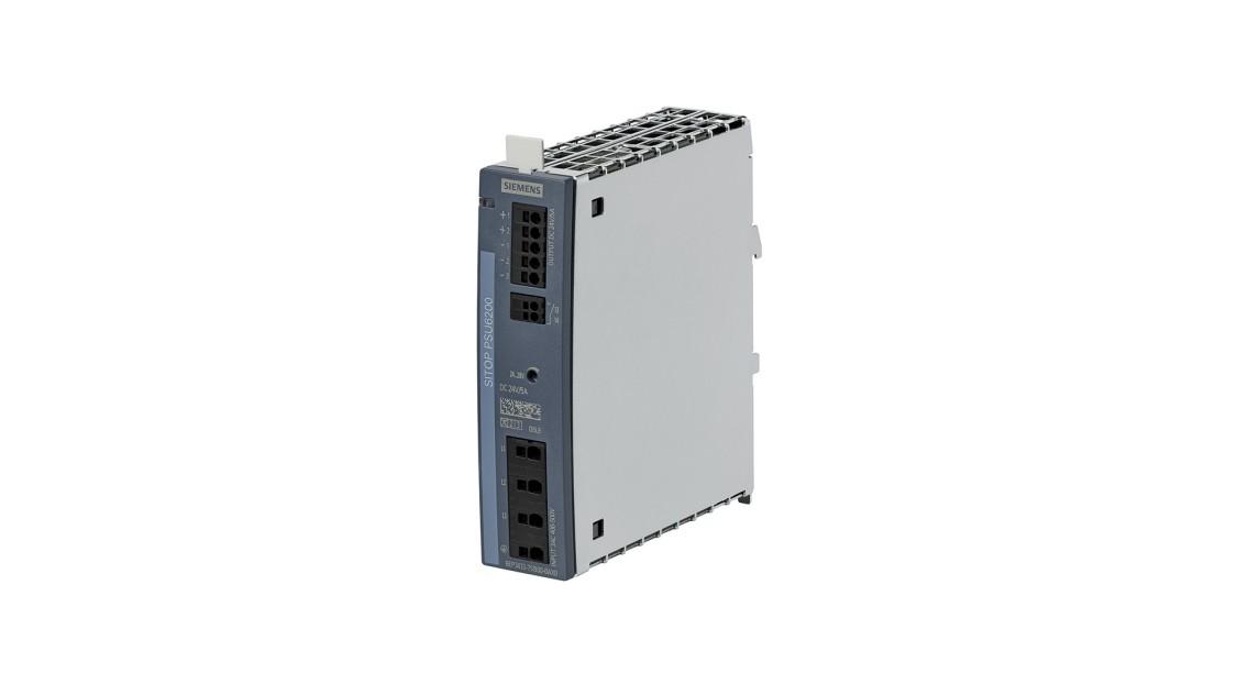 SITOP PSU6200(三相、24 V DC/5 A)、6EP3433-7SB00-0AX0