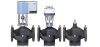 Image of Siemens PICV valves