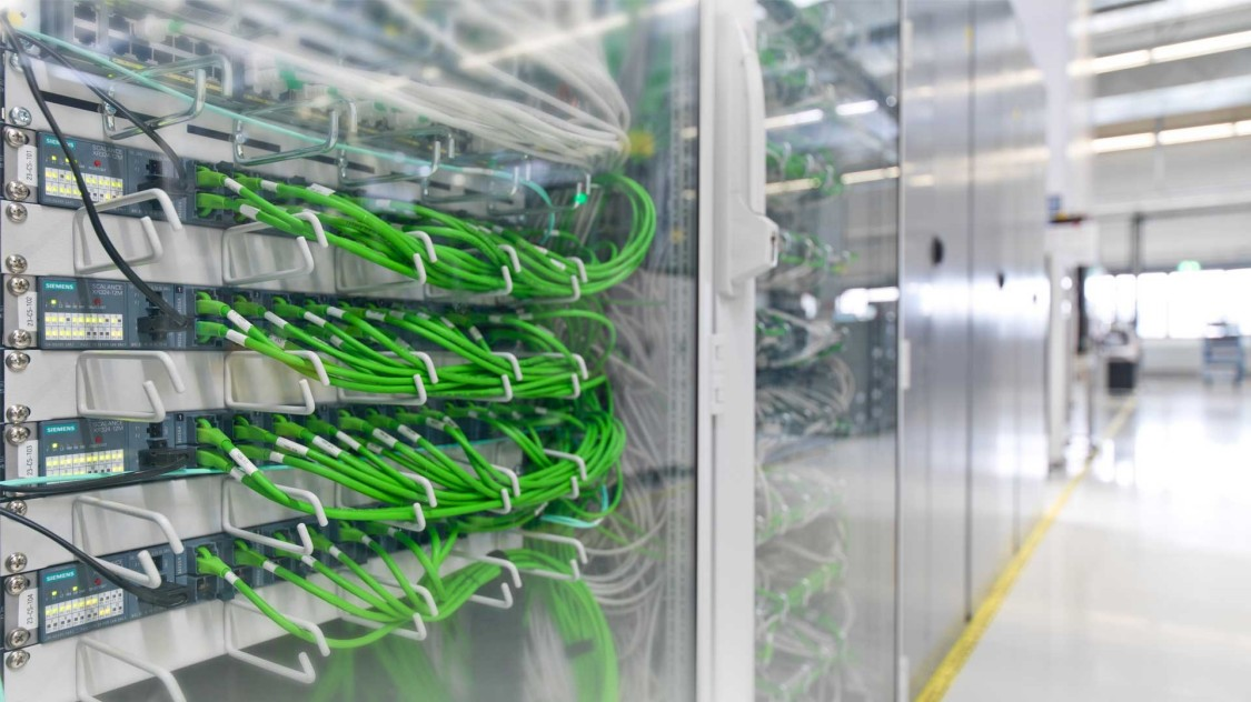 Ethernet kabely