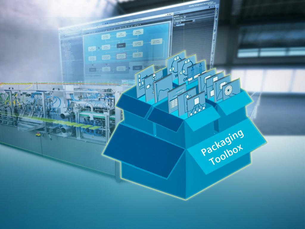 Packaging Toolbox erleichtert das Engineering von Verpackungsmaschinen