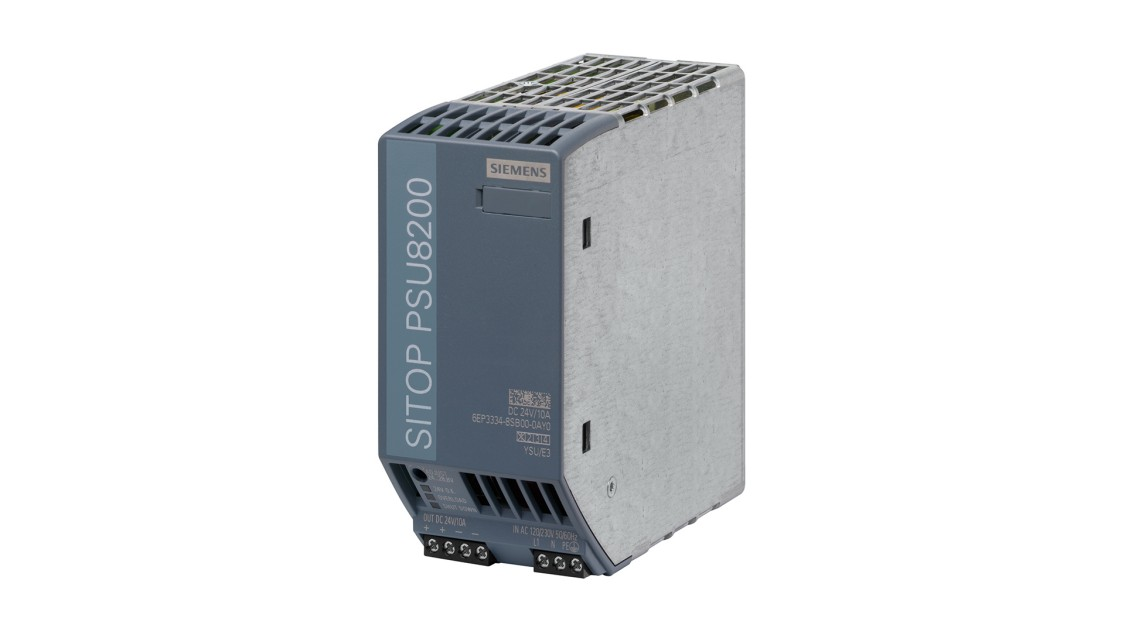 Product image SITOP PSU8200, 1-phase, DC 24 V/10 A