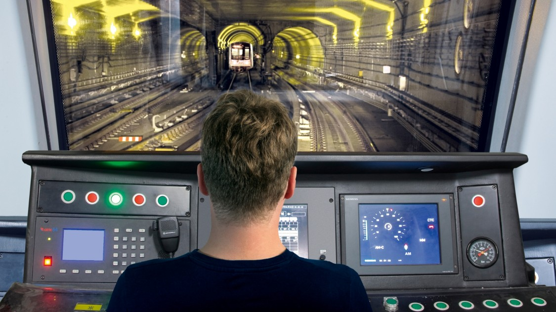 Automatic train control systems