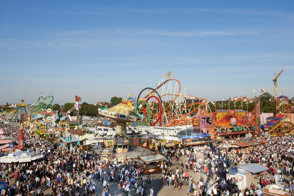 Siemens technology at the Munich Oktoberfest