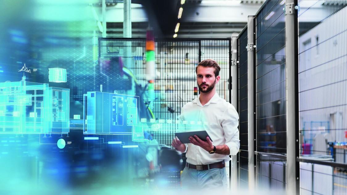 Digitalisering inom maskinbyggnad och anläggningsteknik