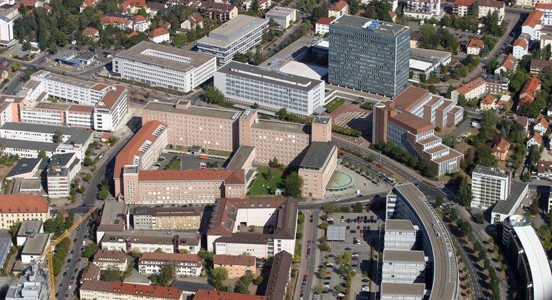 Erlangen und Nürnberg