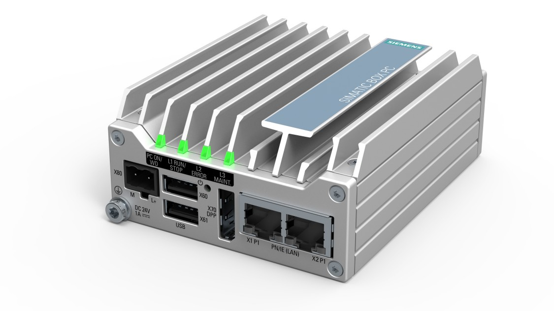 Промышленный компьютер IPC127E