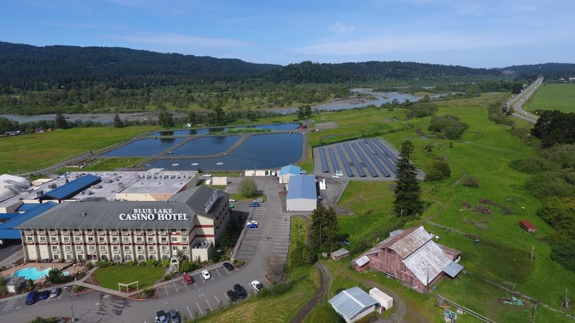 Das Blue Lake Rancheria-Reservat nimmt seine Energiezukunft mit Technik von Siemens selbst in die Hand