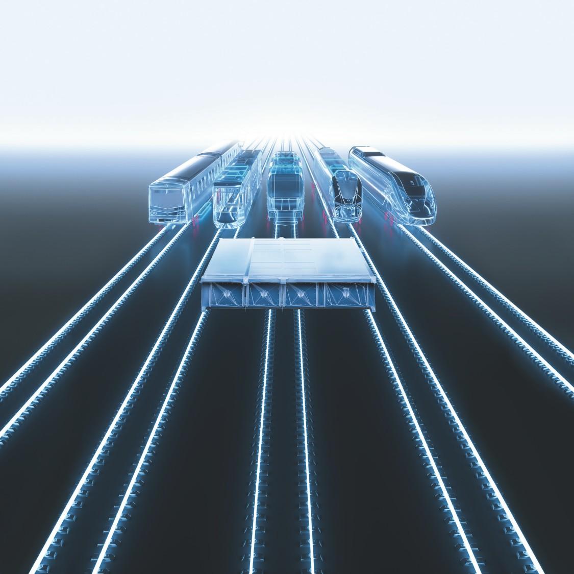 Traction Converter Key Visual