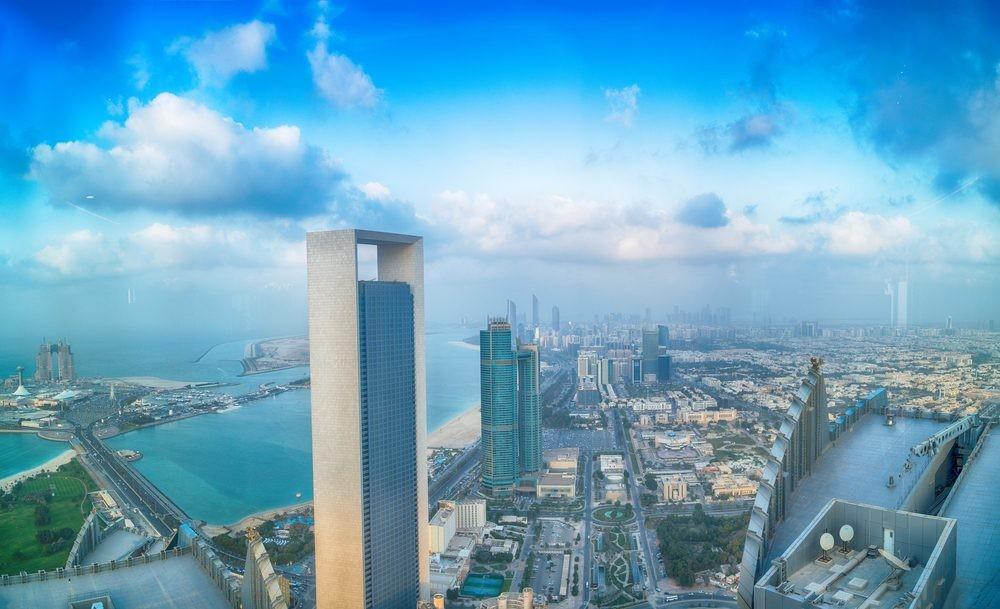 Cityscape Abu Dhabi, 2016