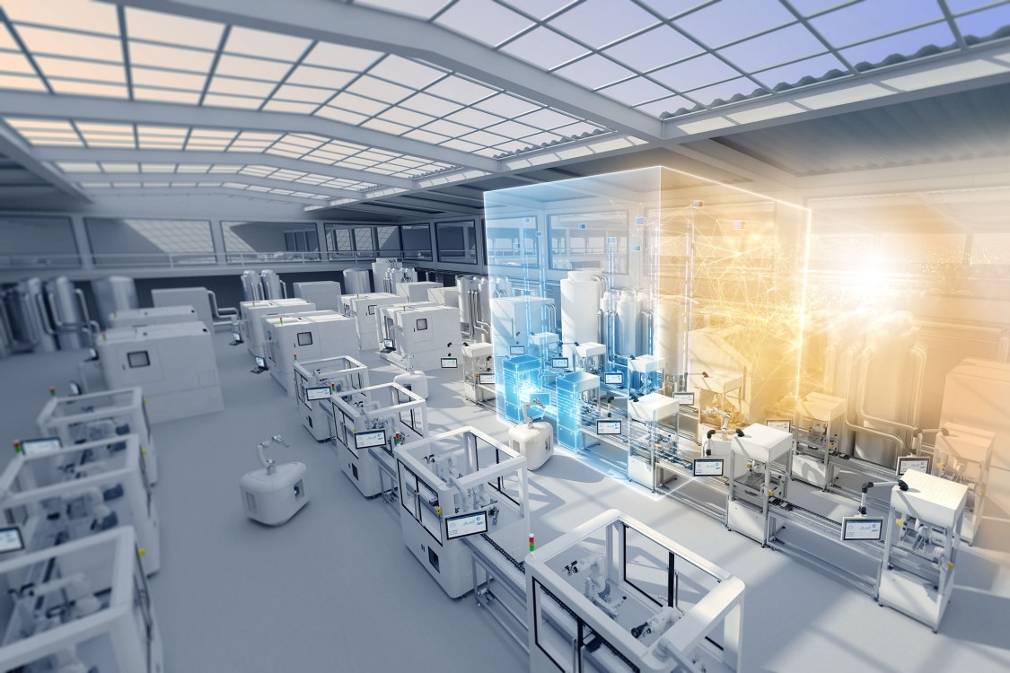 Totally Integrated Automation (TIA) from Siemens stands for absolute end-to-end consistency in industrial automation