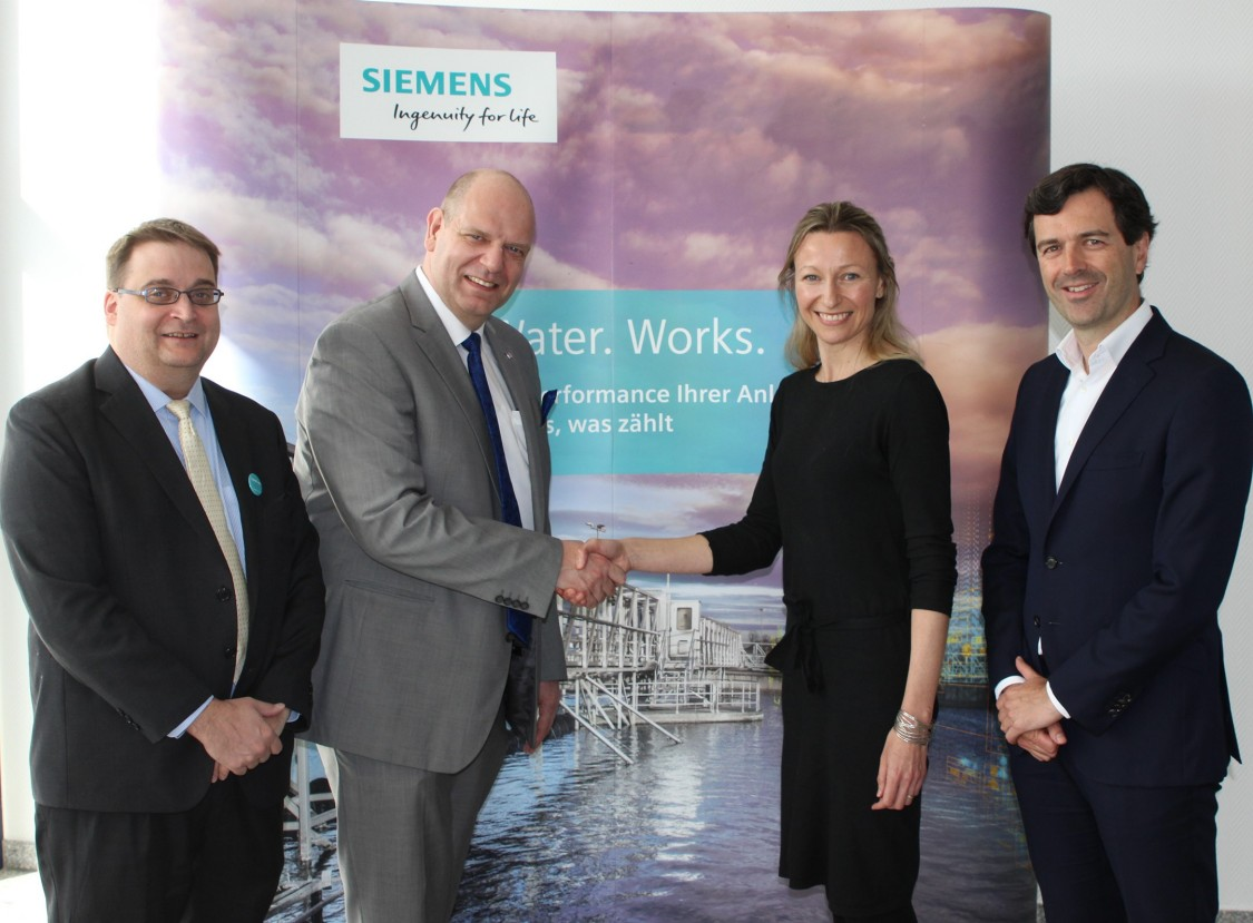 Acuerdo BuntPlanet Siemens