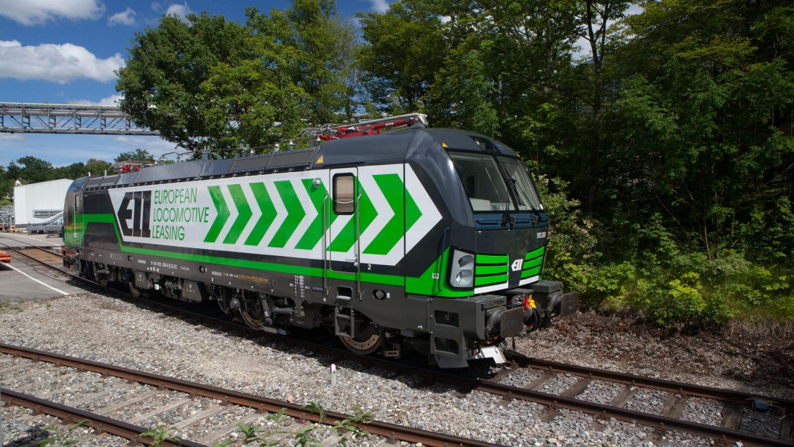 European Locomotive Leasing (ELL), Deutschland
