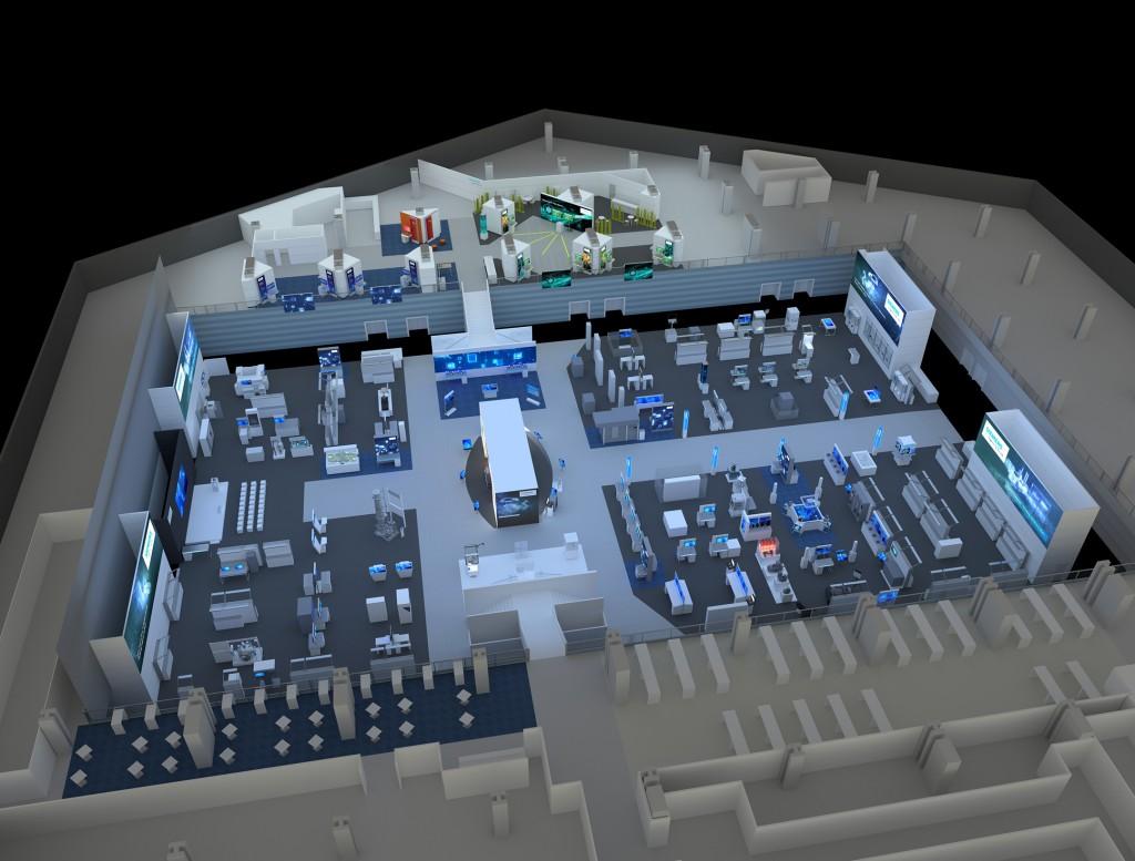Siemens presents extended Digital Enterprise portfolio for more effective use of digital data