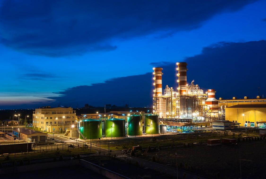 石油天然气工业