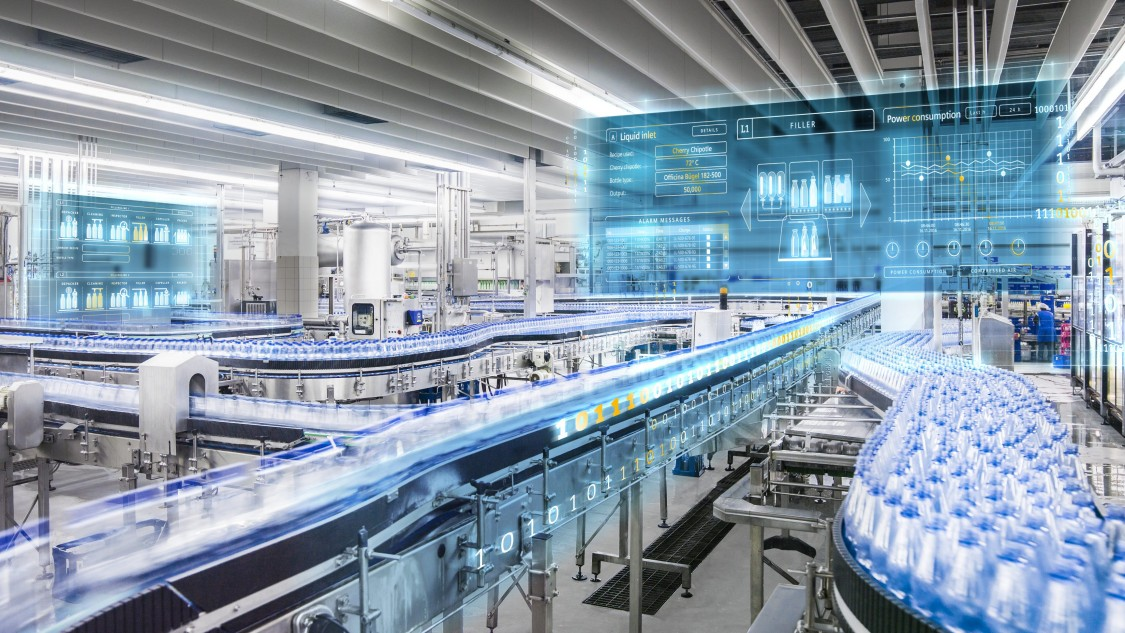 Mit SIMATIC WinCC Professional RT bietet Siemens ein perfekt in TIA Portal integriertes SCADA-System