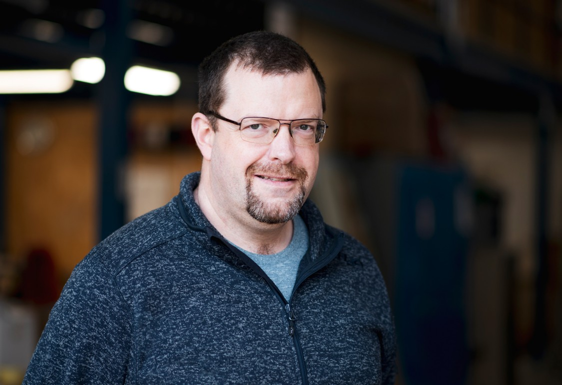 Jesper Kristiansen, Technology Specialist Siemens