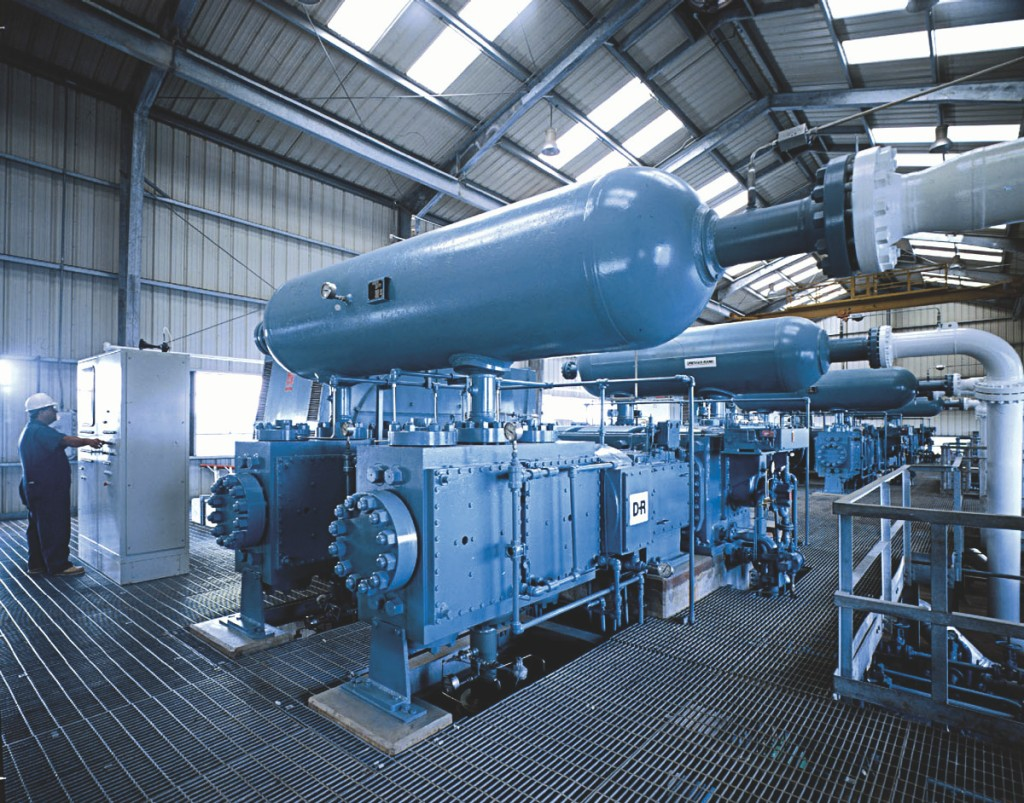 Siemens to supply compression and power generation equipment for Balikpapan Refinery in Indonesia (this photo: HHE-VL compressor)