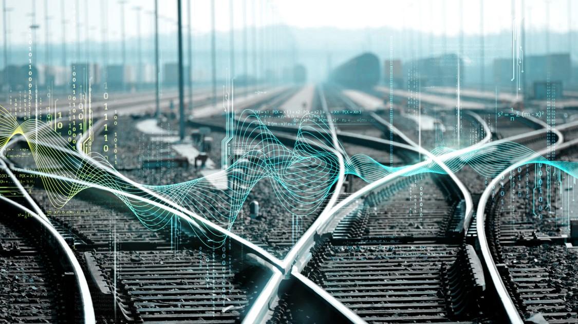 Weichenstellsystem von Siemens
