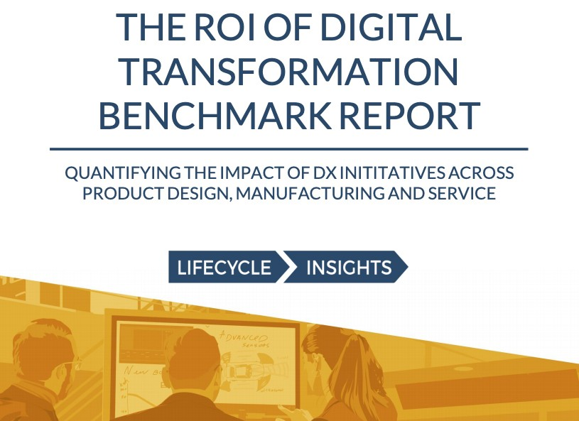 ANALYST REPORT- Digital transformation offers overwhelming ROI