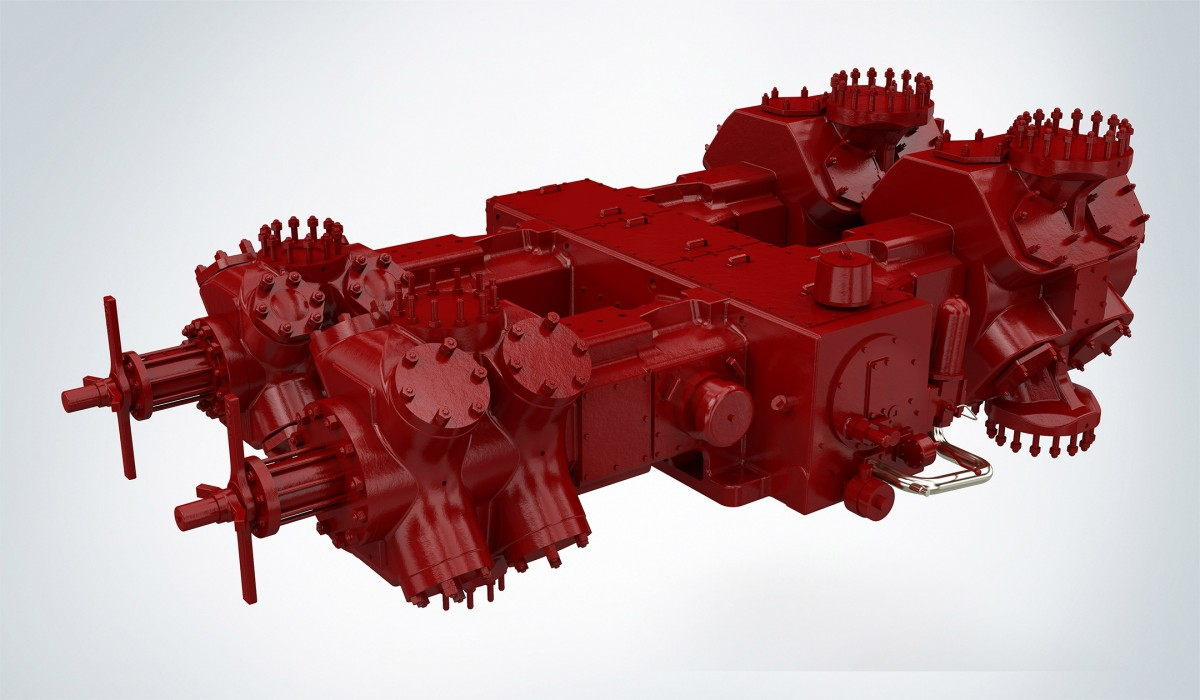 High-speed reciprocating compressor (HSRC)
