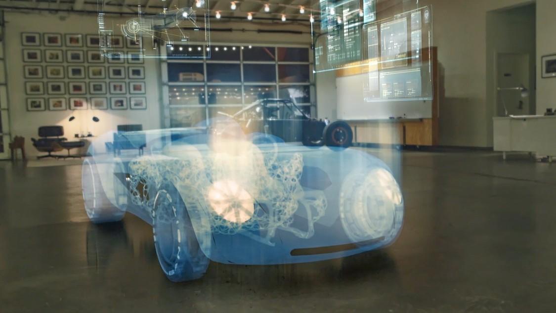 Digitaler Zwilling von Siemens für Hackrod
