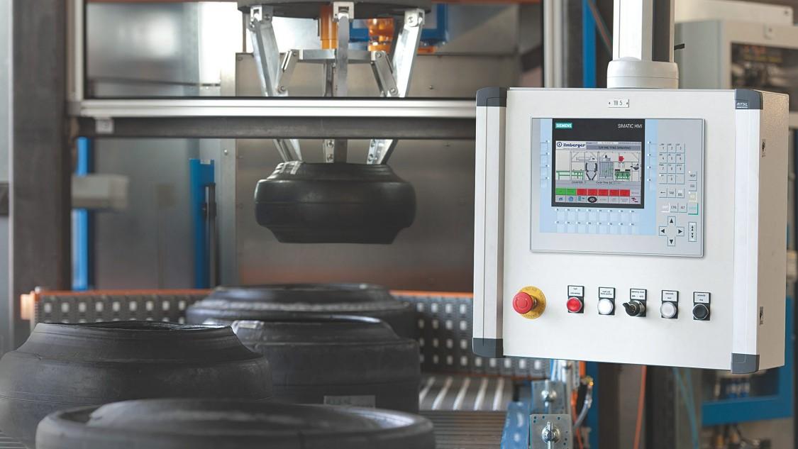 轮胎的生产和产品本身产生了大量的数据,可用于持续优化。