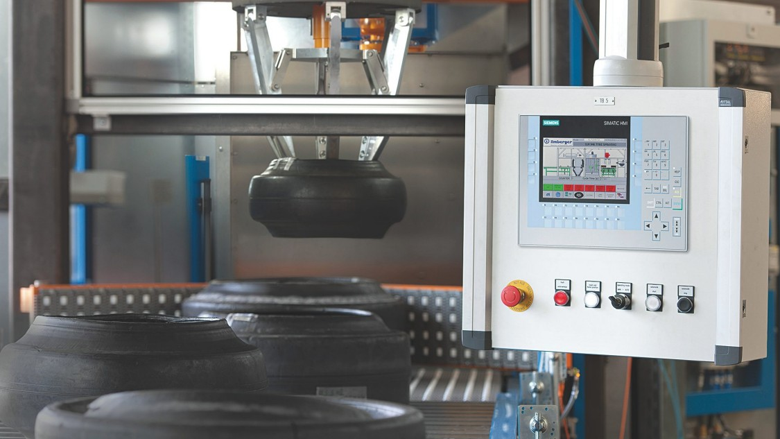 Production of a tire and the product itself create large amounts of data that can be used for continuous optimization.