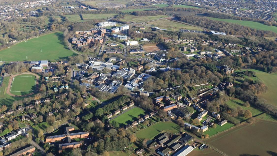 Die Keele University in Großbritannien liefert ein Beispiel für die nachhaltigere Energieversorgung eines Smart Campus mit Technik von Siemens.
