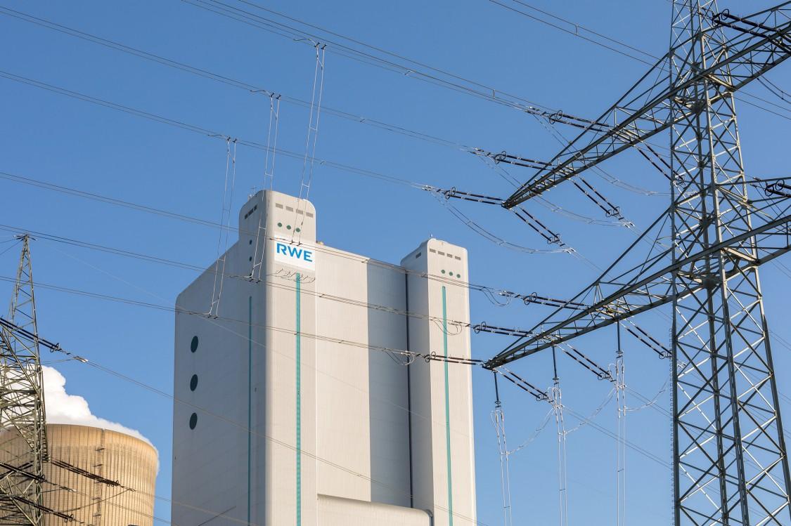 RWE-Großkraftwerk