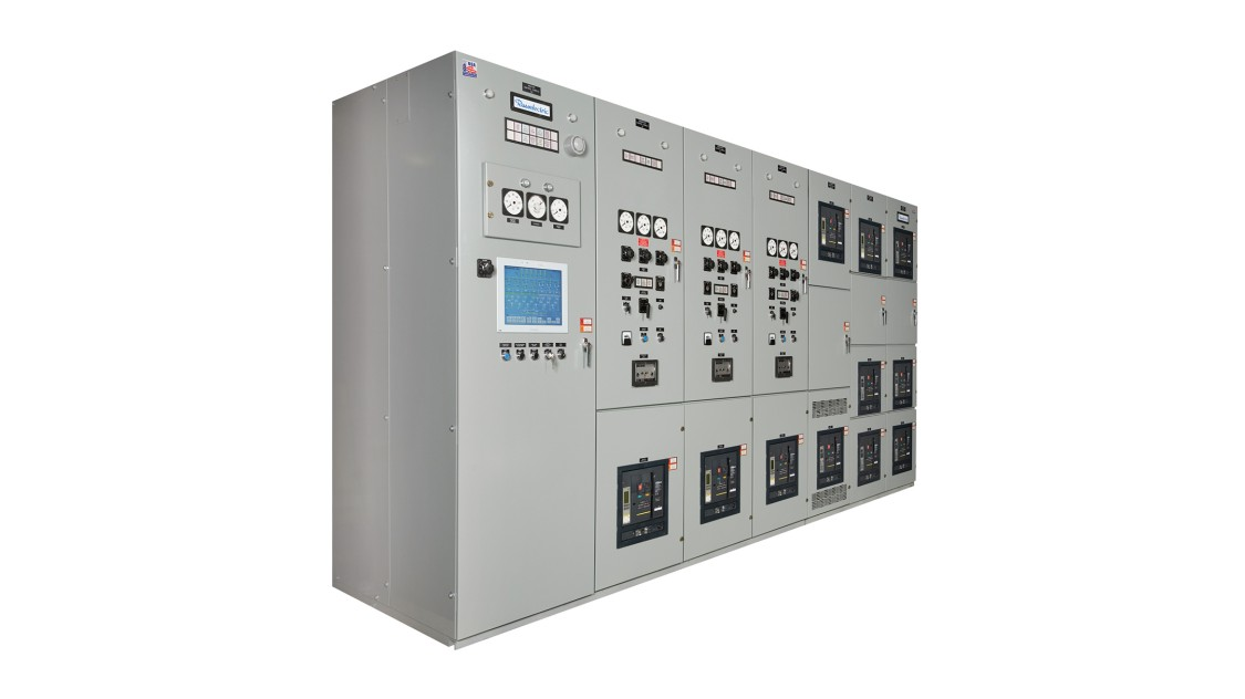 Paralleling switchgear and automatic transfer switches