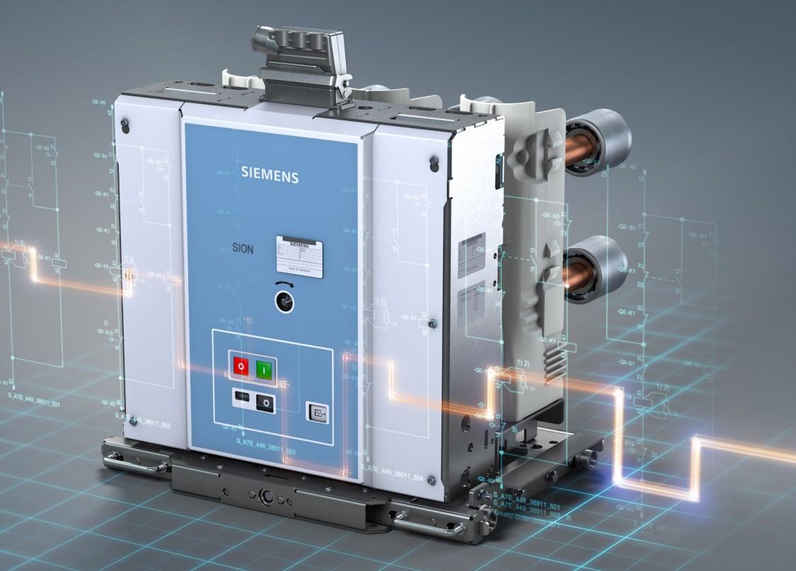 Vakuum-Leistungsschalter SION