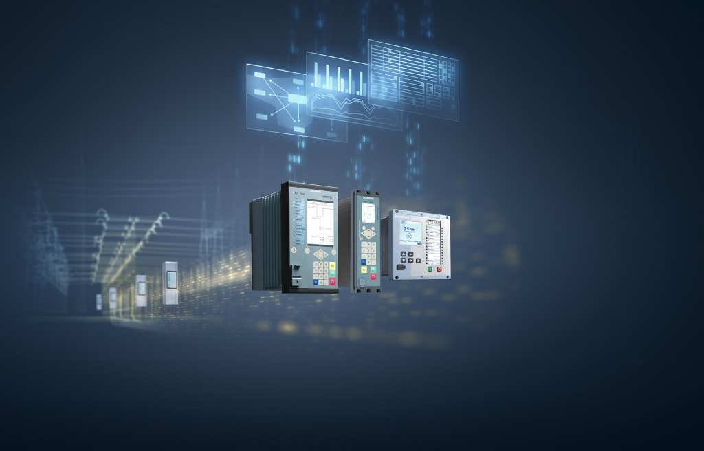 The Siemens protection relay family with Siprotec 5, Siprotec 5 Compact and Reyrolle 5.
